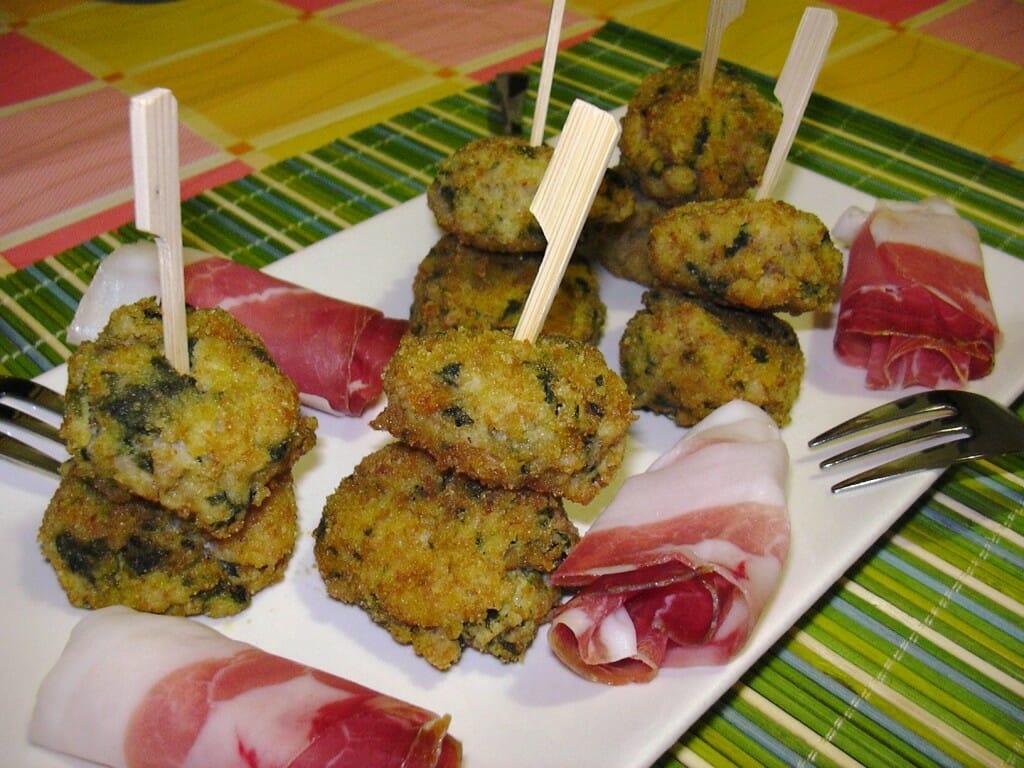 Exceptionnel Polpette di farro e spinaci pronte in 5 minuti - BurroFuso NN92