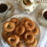 Canestrelli al vino bianco: la ricetta dei biscotti piemontesi