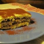 Tiramisù con Pavesini di mamma, una ricetta golosa