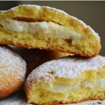 Frolle con ricotta