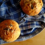 Pane integrale senza lievito