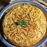 Frittata di spaghetti, la ricetta di riciclo perfetta per le gite fuori porta