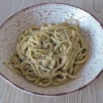 Spaghetti pangrattato ed acciughe
