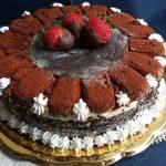 Torta tiramisù (semifreddo)