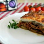 Moussaka, ricetta originale greca