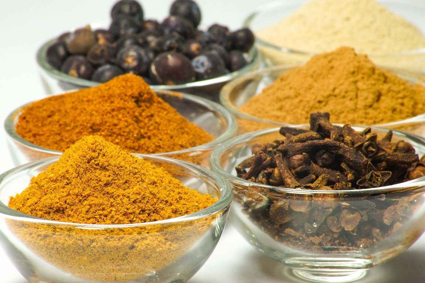 Le spezie e il loro utilizzo in cucina