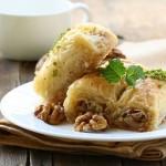 Baklava ricetta del dolce greco per eccellenza