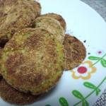 Polpette zucchine e galbanino con e senza bimby