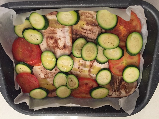 verdure al forno o ratatouille