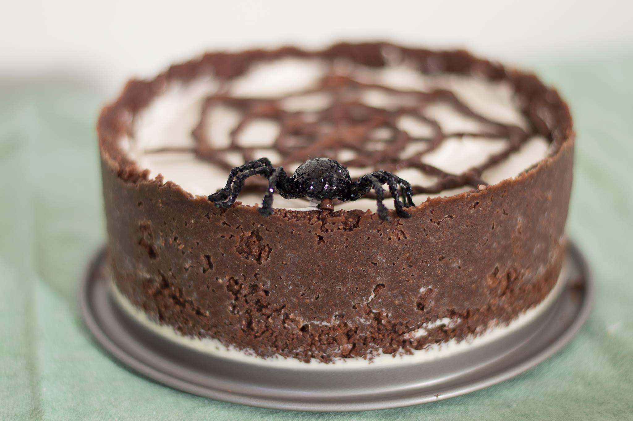 Cheesecake senza cottura pan di stelle e ricotta