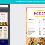 Canva, come creare un menu online per i vostri ospiti