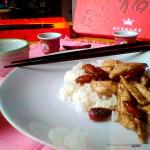 Pollo alle mandorle, un classico della cucina cinese