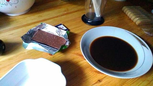 tiramisù panna e cioccolato