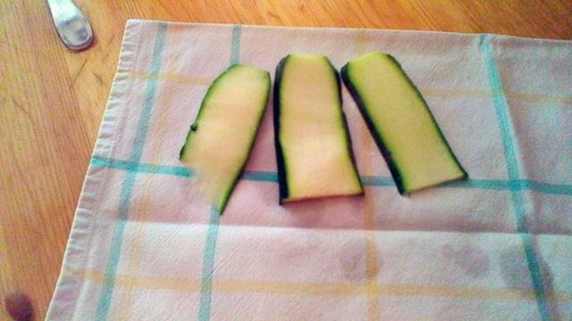 zucchine sottolio
