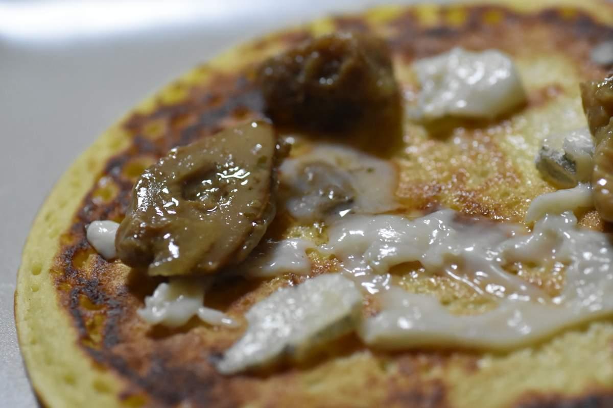 pancake funghi