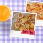 Salatini fatti in casa facili e veloci