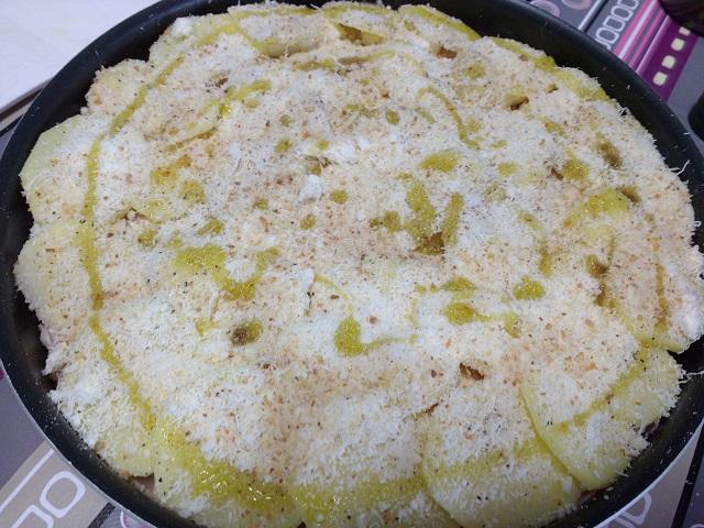 preparazione-parmigiana-di-patate-8