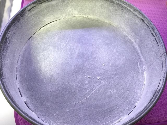 preparazione torta al cocco 6
