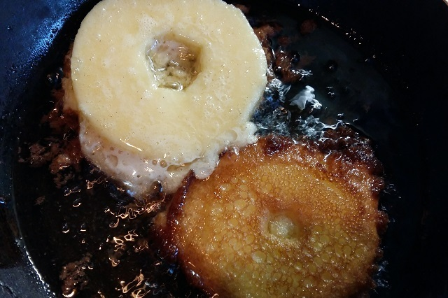 frittelle di mele