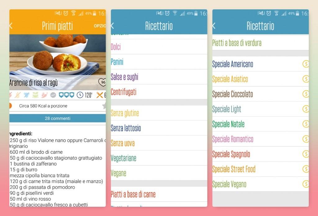 app di cucina piccolericette