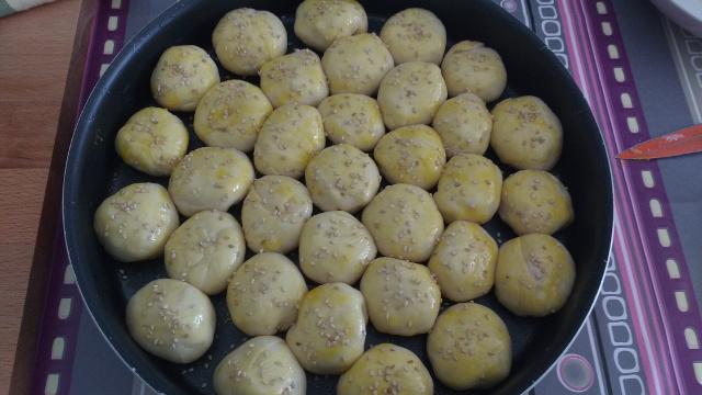 preparazione danubio salato 14