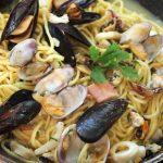 Linguine allo scoglio, un classico della cucina di mare