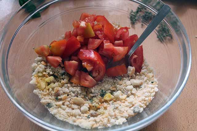 melanzane gratinate