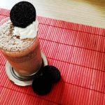 Frappè, con caffè e oreo: una bevanda fresca e golosa