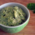 Pesto di zucchine, ottimo con la pasta e le bruschette
