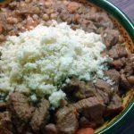 Cous cous con carne e verdure alla tunisina: un piatto etnico saporito e speziato