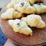 Cornetti di pasta sfoglia veloci, il finger food in 15 minuti
