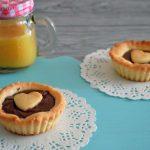 Crostatina alla Nutella,un classico goloso per la merenda