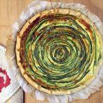 Torta salata a spirale, quando la bontà incontra la bellezza