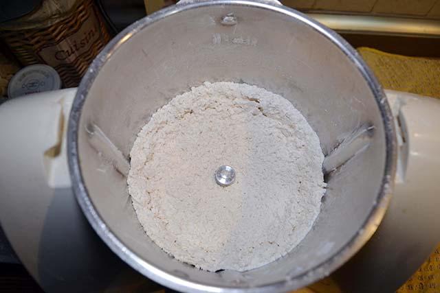 ingredienti secchi
