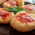 pizza fritta montanara