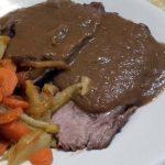 Brasato: il re del pranzo della domenica alla piemontese