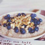 Porridge, una ricetta per le feste e non solo