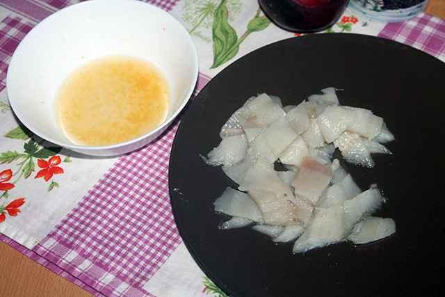macinatura per il pesce