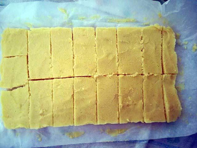 polenta tagliata