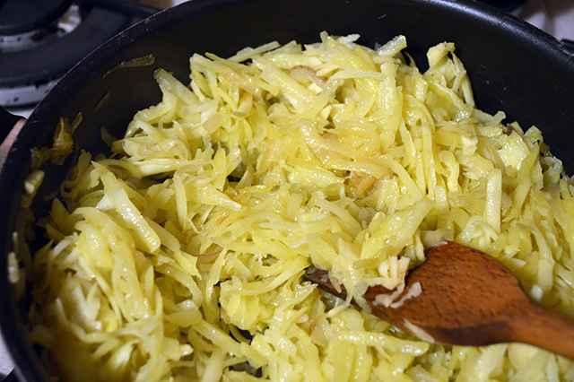aggiunta patate