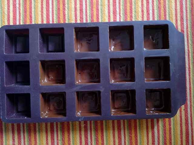 guscio di cioccolato