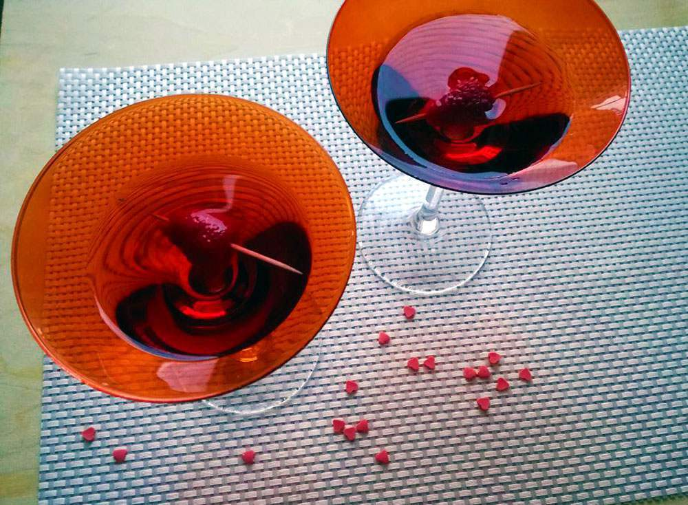 cocktail di san valentino