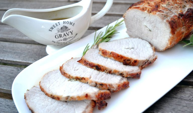 Arrosto di maiale: come trasformarlo in un piatto leggero e saporito